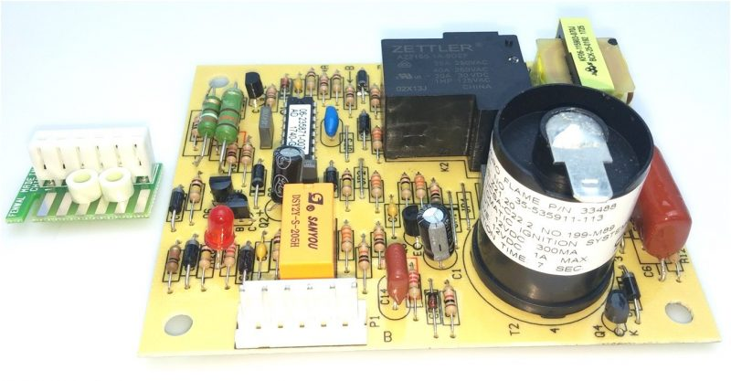 Atwood 31501 Rv Ignition Board Retrofit Kit Fan Control