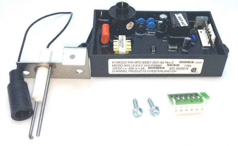 Atwood 91504 Rv Universal Ignition Control Circuit Board